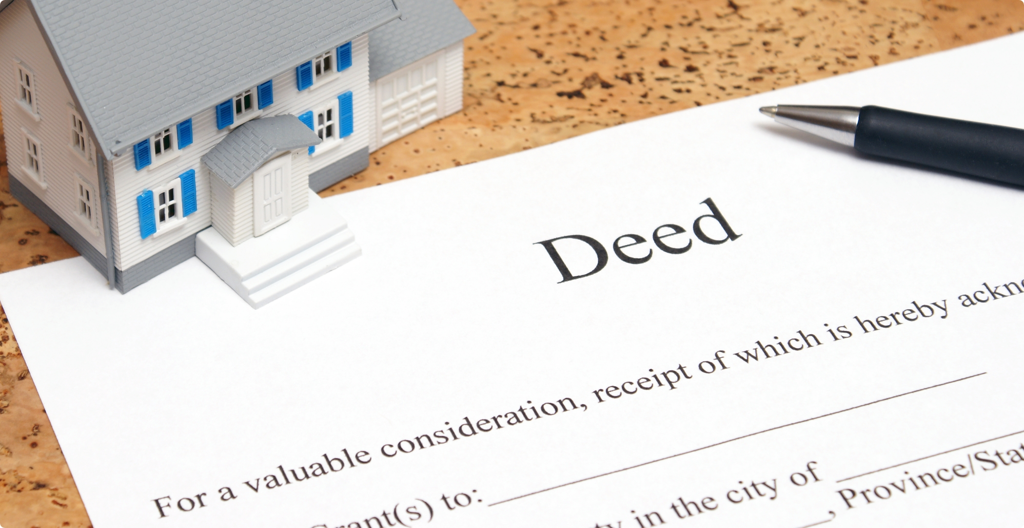 deed Process Image